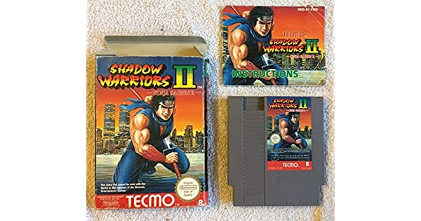 Amazon.com: Ninja Gaiden II: The Dark Sword of Chaos: Video ...