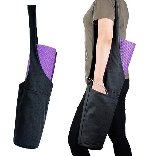 Bolsa de almacenamiento multifuncional para yoga, hecha de ...