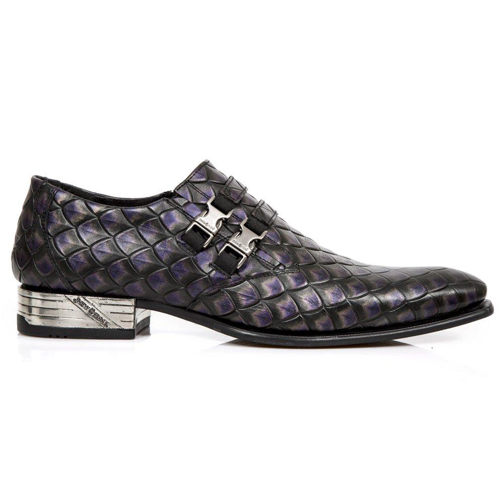 New Rock NR M.2288 S11 lilac Boots, VIP, VIP, VIP, Newman, Heel skor, M än  med 100% kvalitet och% 100 service