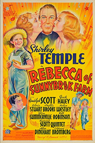(Rebecca of Sunnybrook Farm 1938 Authentic 27