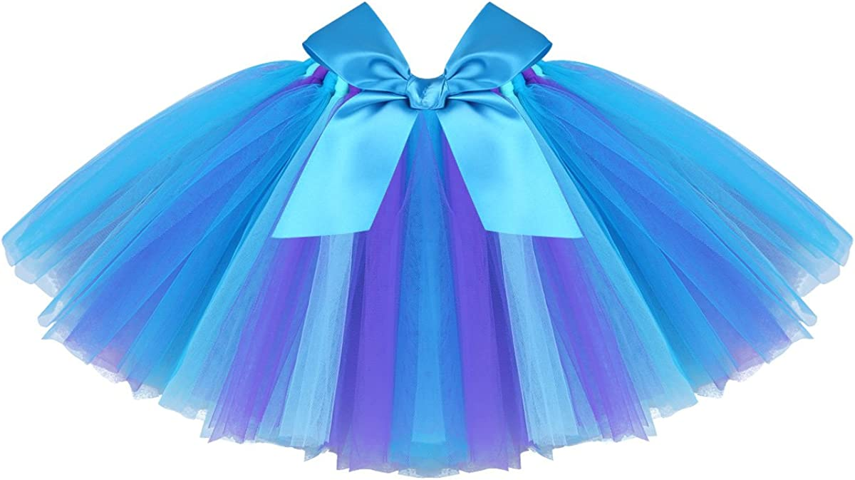 FEESHOW Newborn Baby Girls 1//2 Half 1st Birthday Oufit Romper Bodysuit Top with Headband Tutu Skirt Set