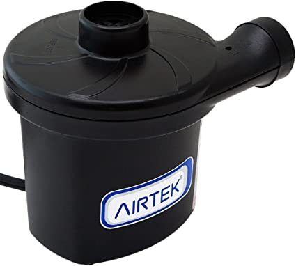 Airtek 120V AC Electric Air Pump for Airbeds Air Mattress and Toys HT-196B