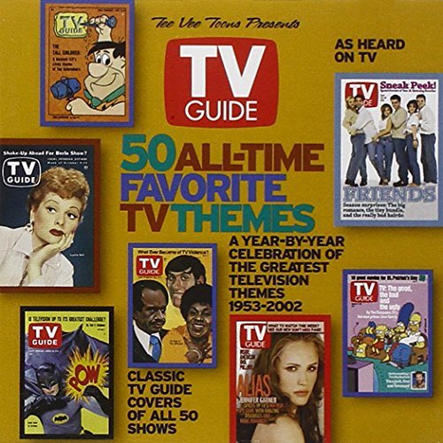 Price comparison product image TV Guide: 50 All-Time Favorite TV Themes