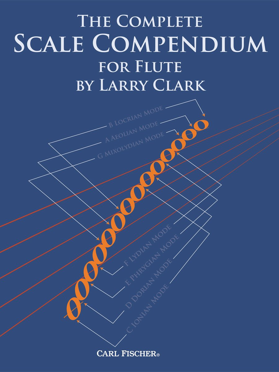 WF172 - The Complete Scale Compendium for Flute PDF