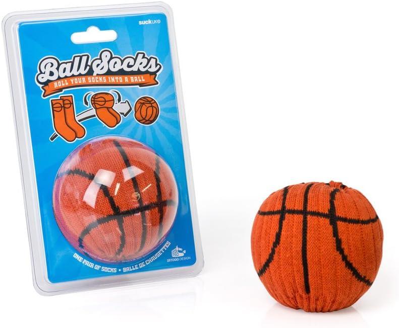 SUCK UK SK SOCKBALL01 - Calcetines Basket