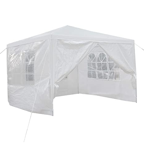 HomGarden 10'x10' Outdoor Patio Canopy Tent Camping Gazebo Storage Shelter  Pavilion Cater Party - Amazon.com : HomGarden 10'x10' Outdoor Patio Canopy Tent Camping