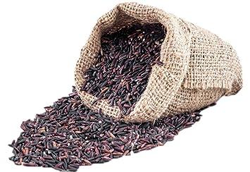 Riceberry Premium Organic Thai Rice 100% Natural in Vacuum Bag 2 2 Lbs