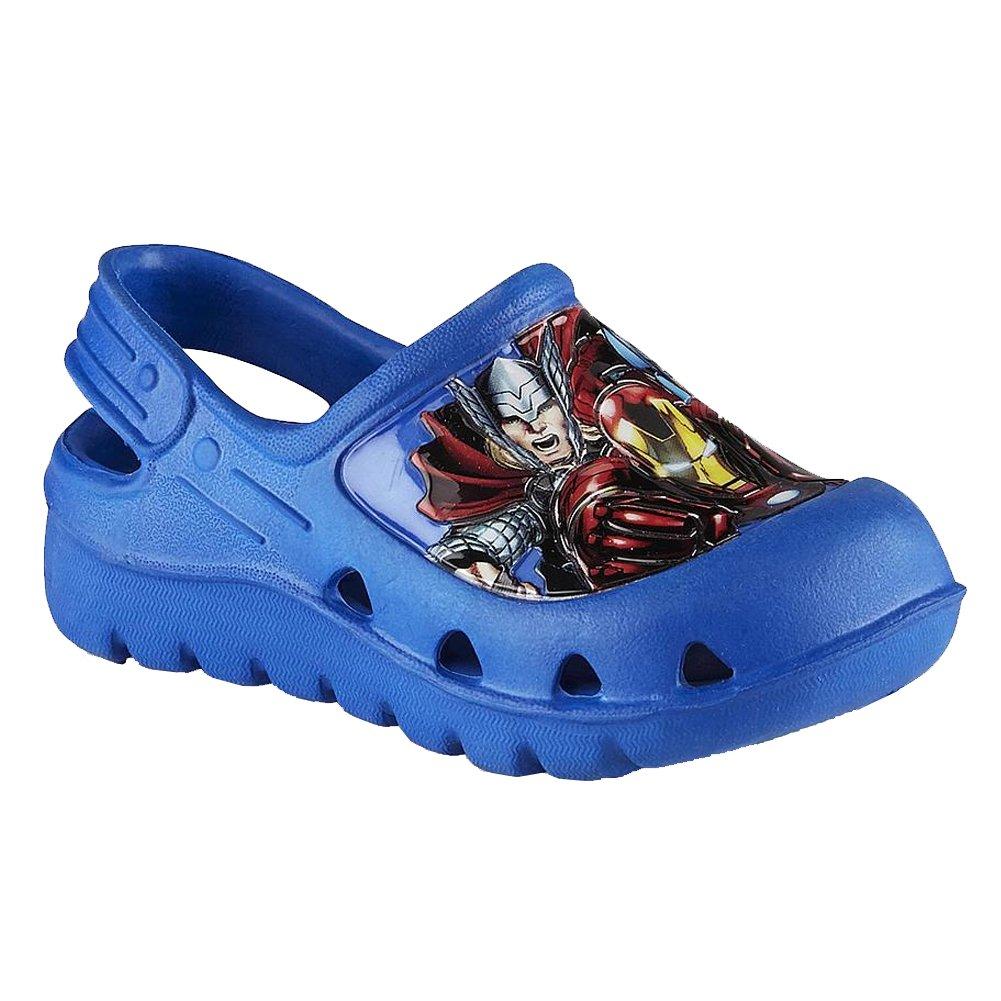 Marvel Avengers Clogs Slippers Toddler Sandals (Toddler Small (5-6))