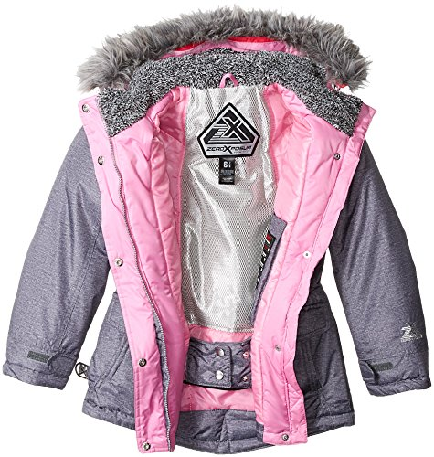 Snowboard Cerise Big ZeroXposur Girls' Jacket Selena tqHxWCw4