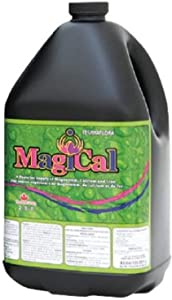 Technaflora TFMC4L Magnesium Calcium Blend Liquid MagiCal Fertilizer for Flowers, Vegetables, Trees, Gardens, Lawns, 4 Liters
