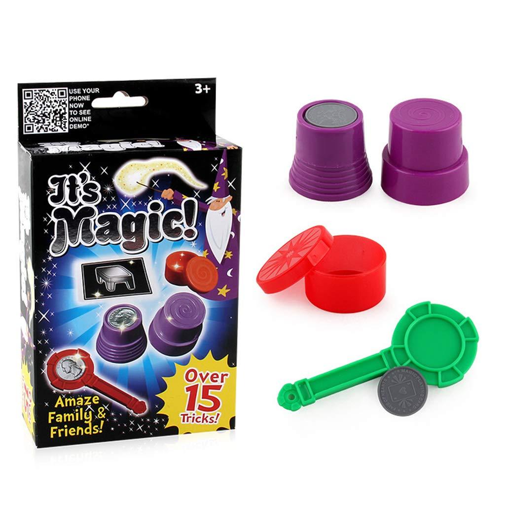 Amazon.com: Shaoge - Caja de juguete mágica para niños ...