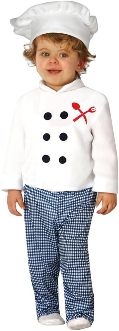 Guirca 83306 - Cocinero Baby Talla 6-12 Meses