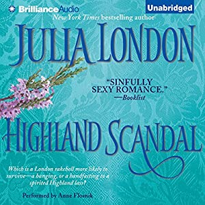 Highland Scandal Audiobook
