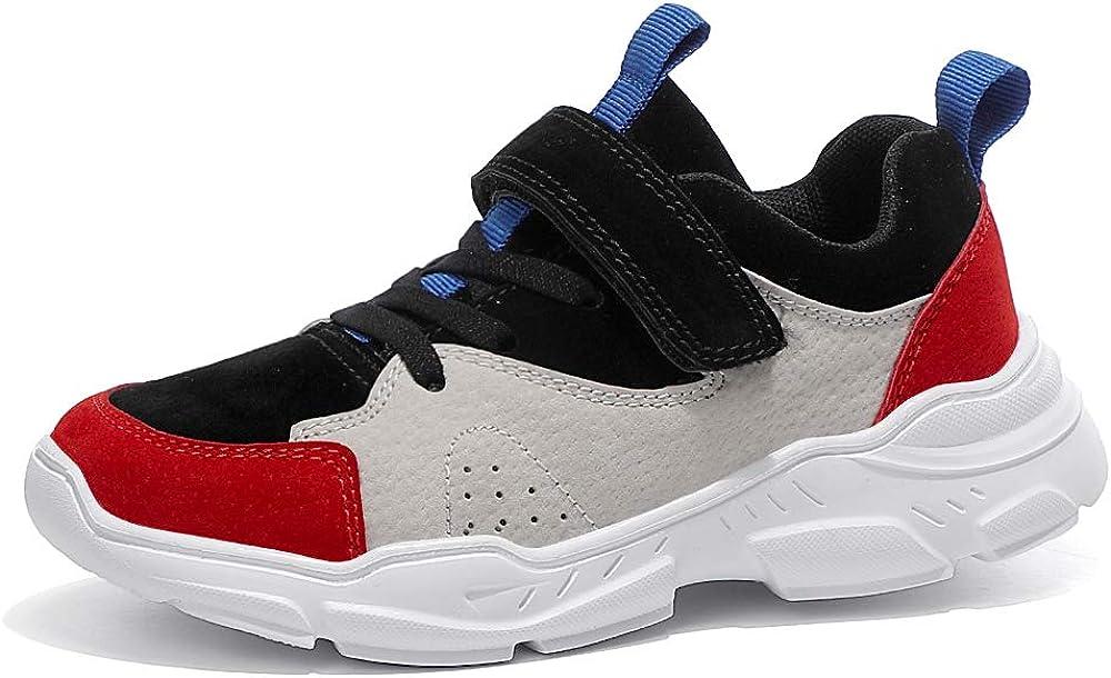 Mishansha Enfants Chaussures de Running L/ég/ère Respirantes Chaussure de Sport