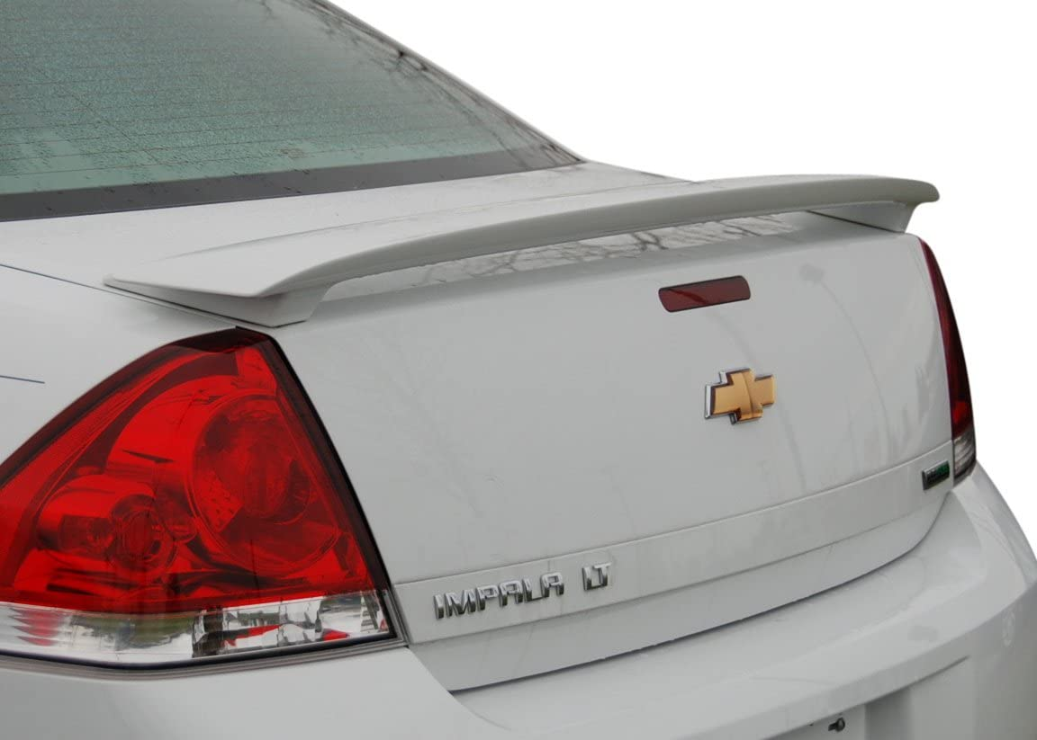 Factory Style Spoiler for the Impala Painted in the Factory Paint Code of Your Choice 324 Gold Mist Metallic 316N