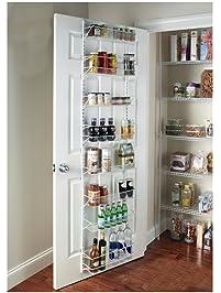 Shop amazonspice racks gr gracelove over the door spice rack wall mount pantry kitchen 8 tier cabinet organizer workwithnaturefo