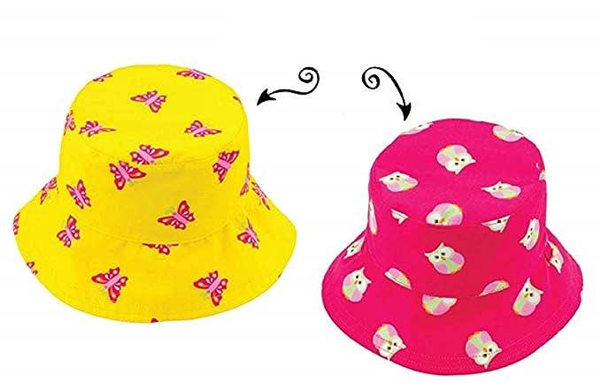5d6f107f5 FlapJackKids - Patterned Kids' Sun Hat