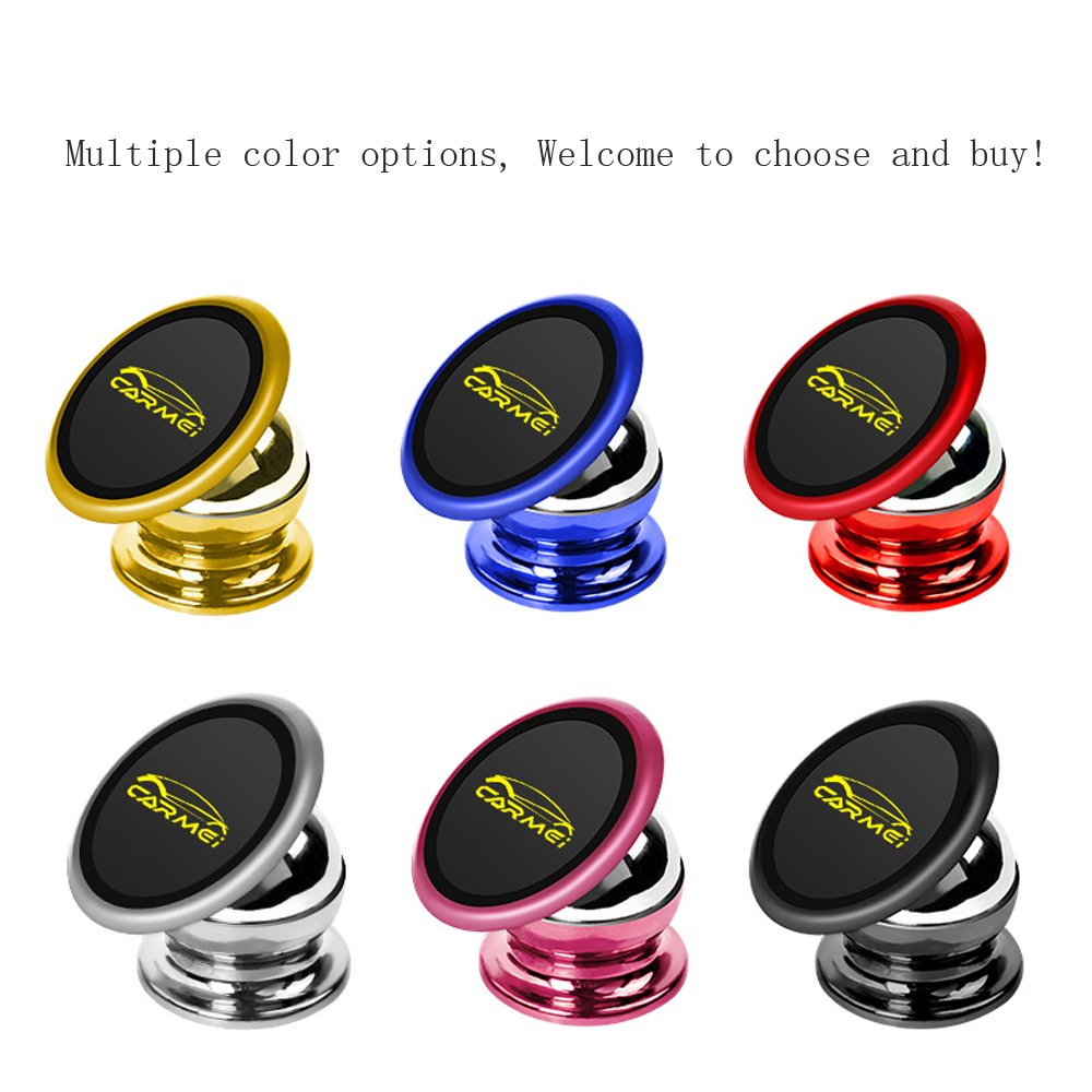 Galaxy 2pack-Gold ZZoo Adhesive Metal Plate Mounting Kits Stickers Discs Magnetic Patch Compatible with Air Vent Magnetic Car//Vehicle Mount Holder Especially for iPhone 8//8Plus//7//7Plus//6s//6P//5S//X