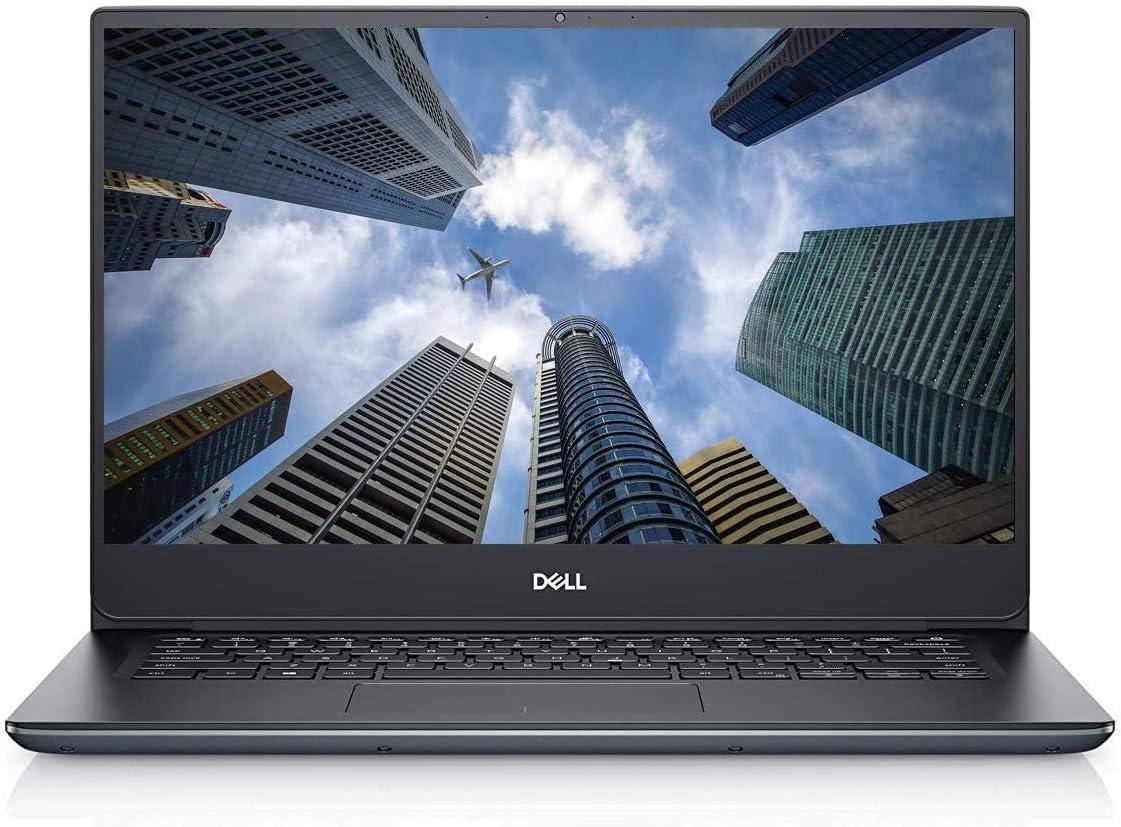 """Dell Vostro 5490 Gaming Laptop, 14"""" FHD Display, Intel Core i7-10510U Upto 4.9GHz, 8GB RAM, 512GB NVMe SSD, NVIDIA GeForce MX250, HDMI, DisplayPort via USB-C, Wi-Fi, Bluetooth, Windows 10 Pro"""