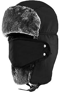 a3a68e6623b Amazon.com   REDESS Winter Trooper Trapper Ushanka Hat