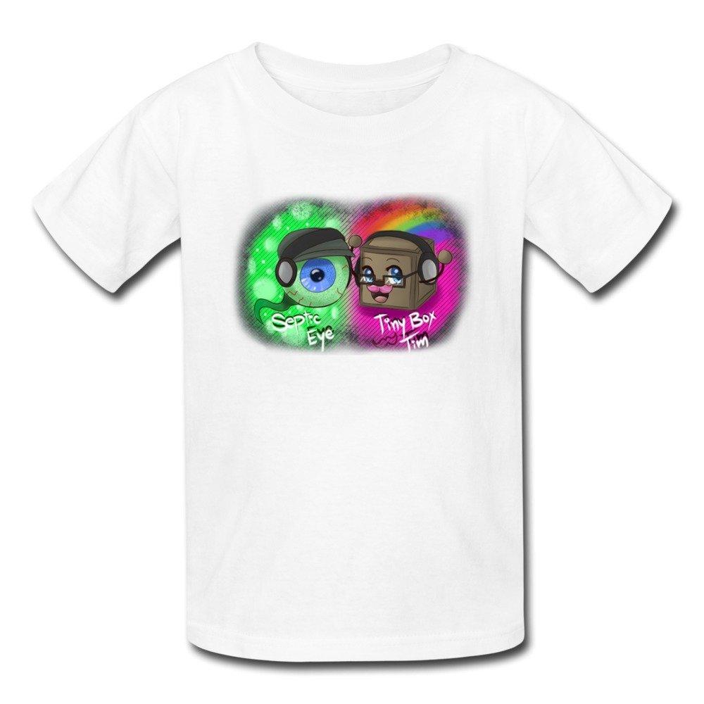 Xiulian Jacksepticeye Eyeball Tshirts