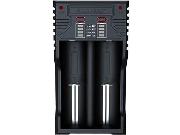 Klarus CH1 inteligente cargador para 18650 26650 18490 16340 ...