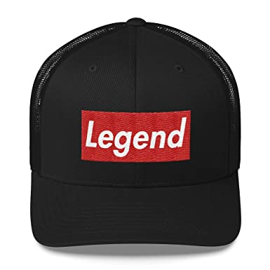 cb559a13 Image Unavailable. Image not available for. Color: Hogue WS LLC Legend Hat  ...