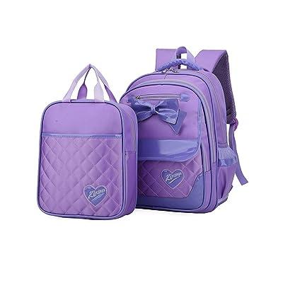 c471861acca1 WHT UEK Girls Trolley Backpack Wheeled School Bag Kids Bookbag Set 50%OFF
