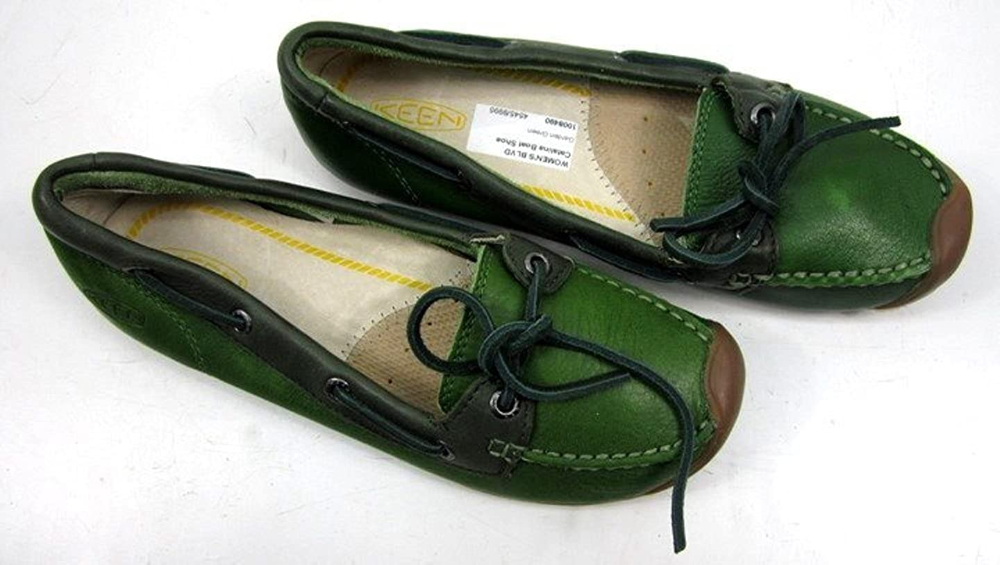 a659f27ece9 KEEN Women's Catalina BLVD Boat Boating Shoes Green GREEN 37.5:  Amazon.co.uk: Shoes & Bags