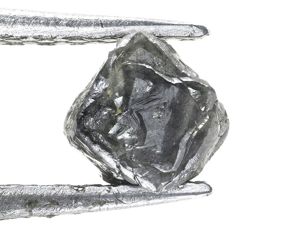 Amazoncom Kakadiya Group Grayish Natural Rough Loose Diamond 105