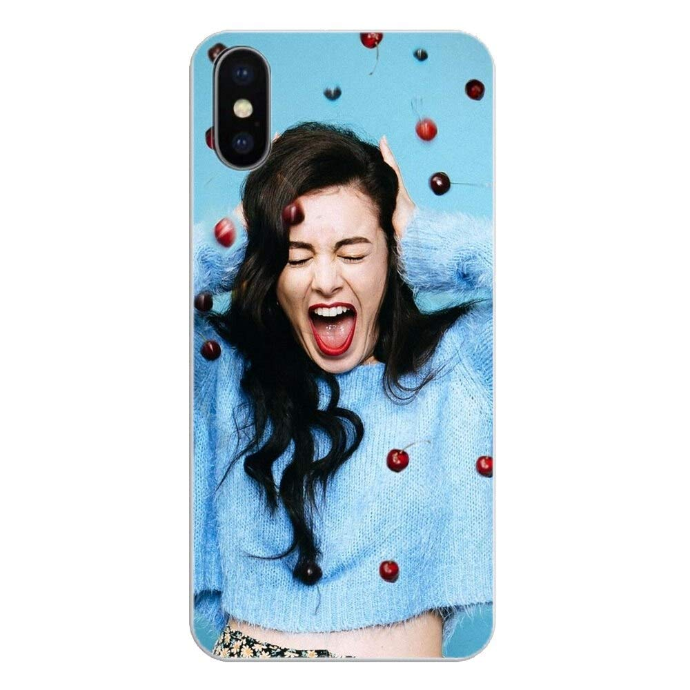 Non-Toxic/Silicone Inspired by charlie xcx Phone Case Compatible With Iphone 7 XR 6s Plus 6 X 8 9 Cases XS Max Clear Iphones Cases High Quality TPU 32976471689 Sucker Focus Uk Havana
