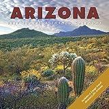 Arizona 2017 Wall Calendar