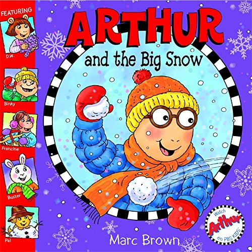 Arthur and the Big Snow (Big Snow)