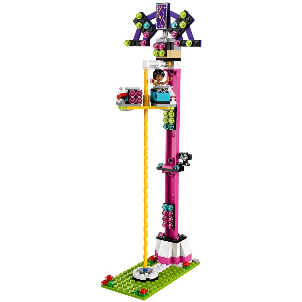 LEGO Friends Amusement Park Roller Coaster 41130 Toy for Girls and Boys by LEGO (Image #4)