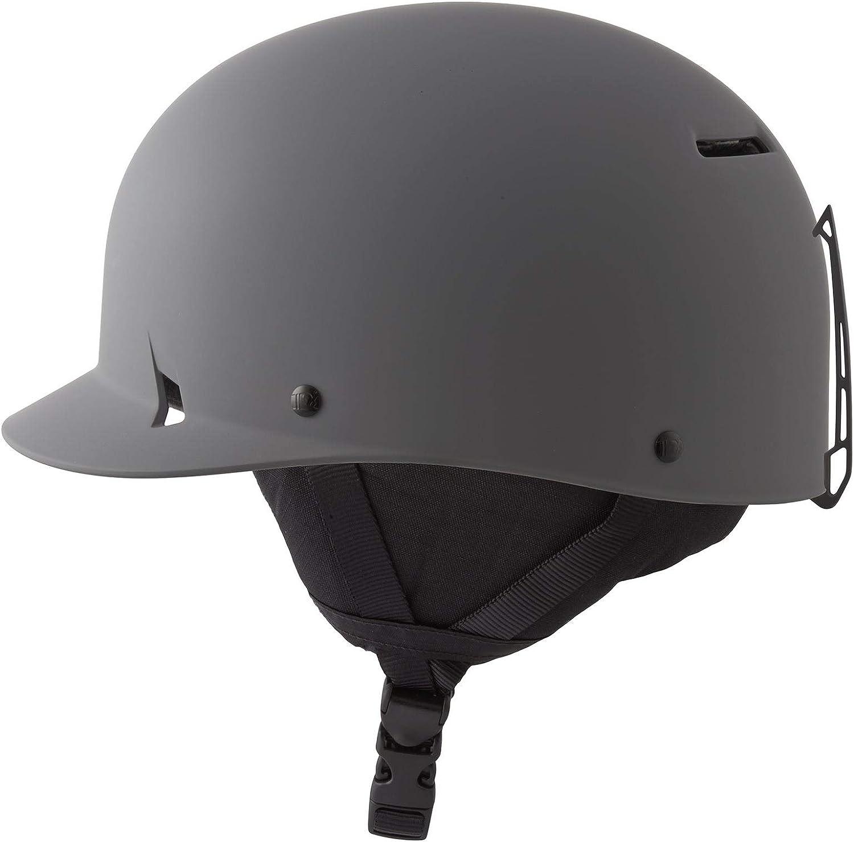 Matte Grey, Large SANDBOX Classic 2.0 Snow Snow Helmet