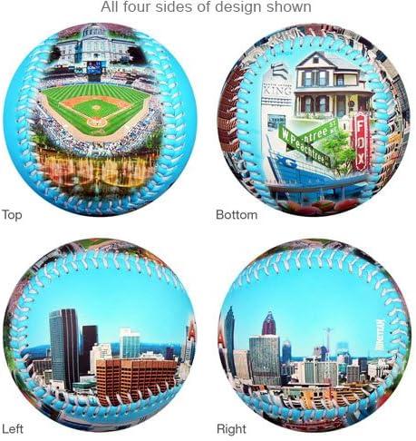 EnjoyLife Inc Atlanta Souvenir Baseball