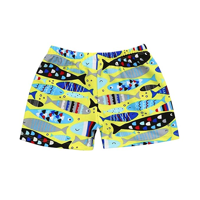 Amazon.com: lisin Kid Niños Natación Pantalones, Bañador ...