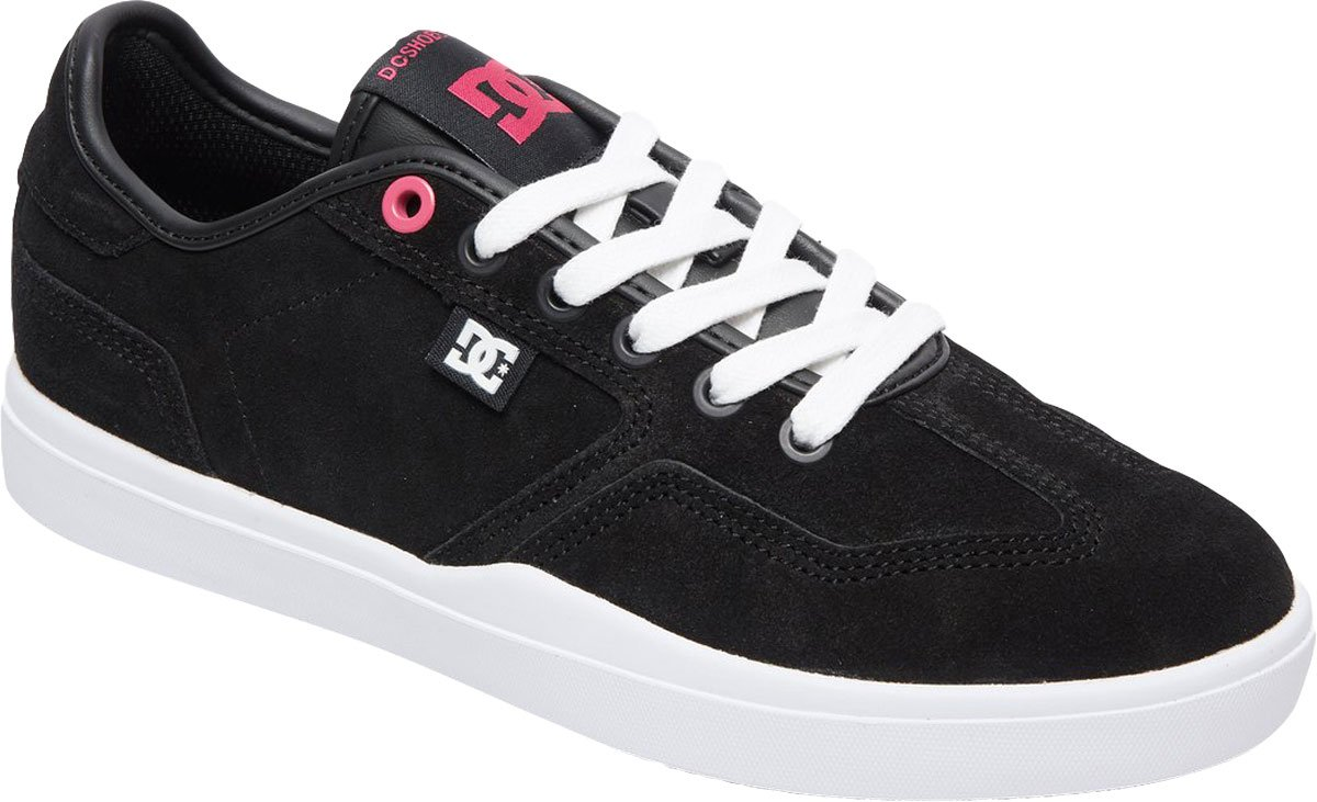 DC Women's Vestrey Se Shoes 9.5B Black/White/Pink