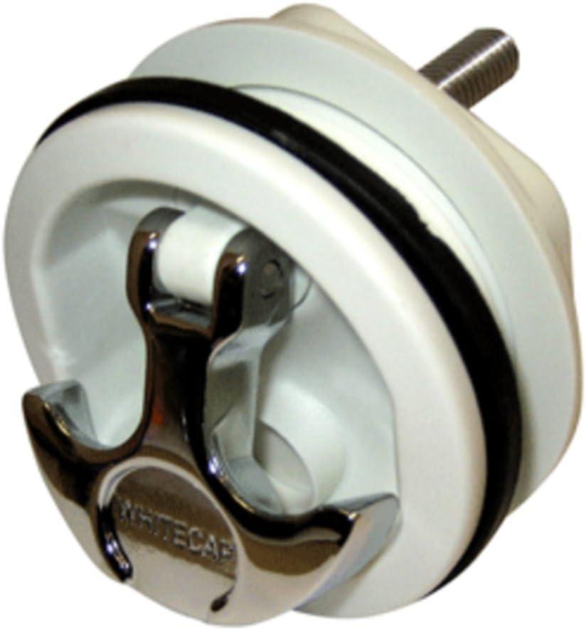Whitecap T Handle Latch w// Lock 3226WC