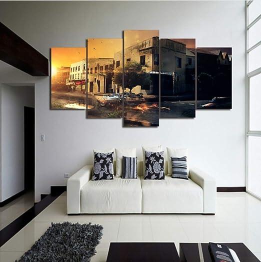 UDIYXC Moderno HD Impreso Pintura Lienzo Decoración para el ...