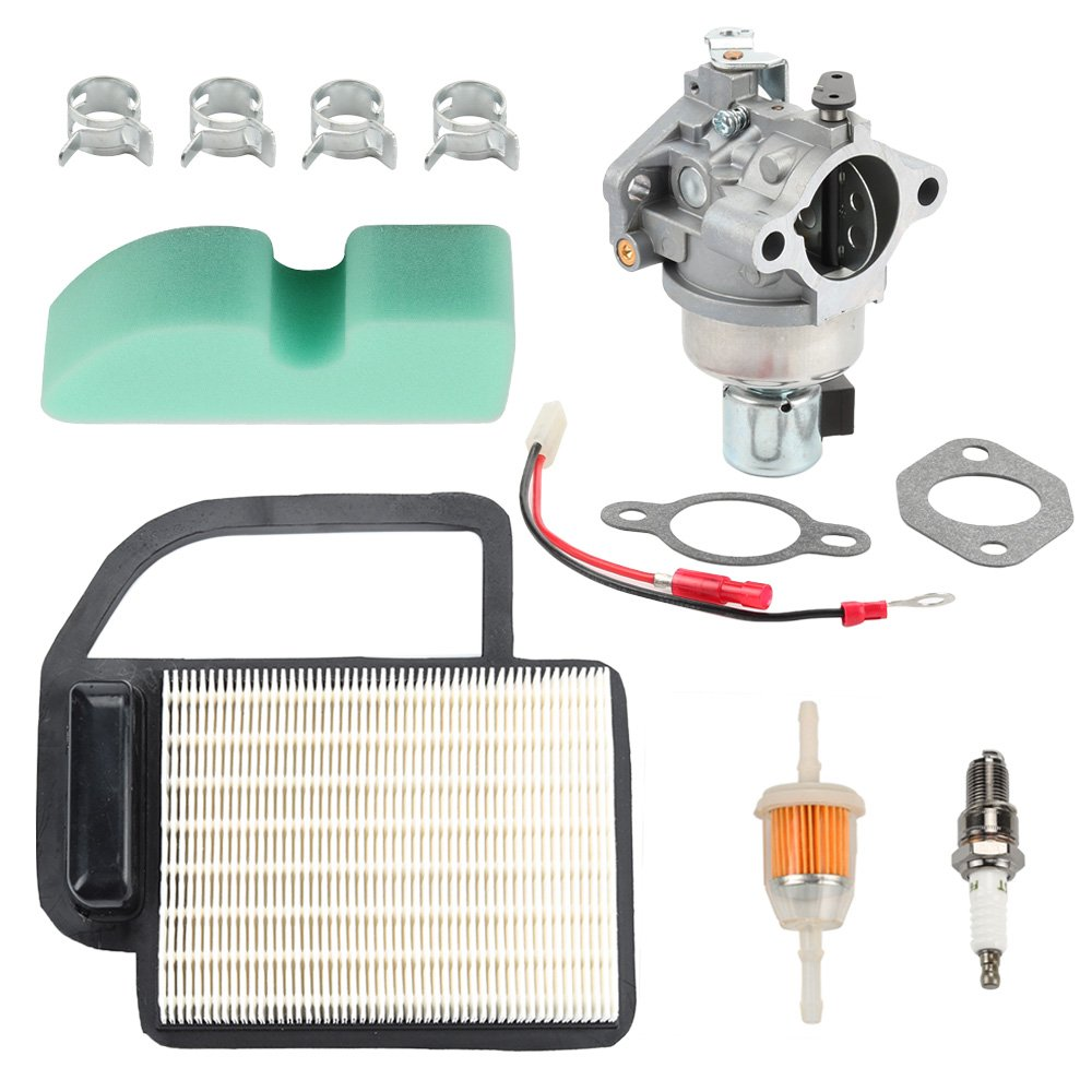 Amazon.com : Harbot Caburetor + Air Filter+Fuel Filter+Spark Plug for MTD Cub  Cadet LH4600H LT1045 LT1042 LTX1042 LTX1045 i1046 RZT42 Toro 74363 74360  74380 ...