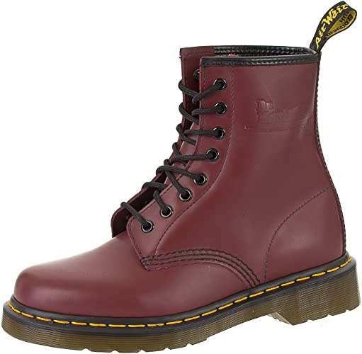 Dr. Martens Low-Boots 1460 Cherry Red