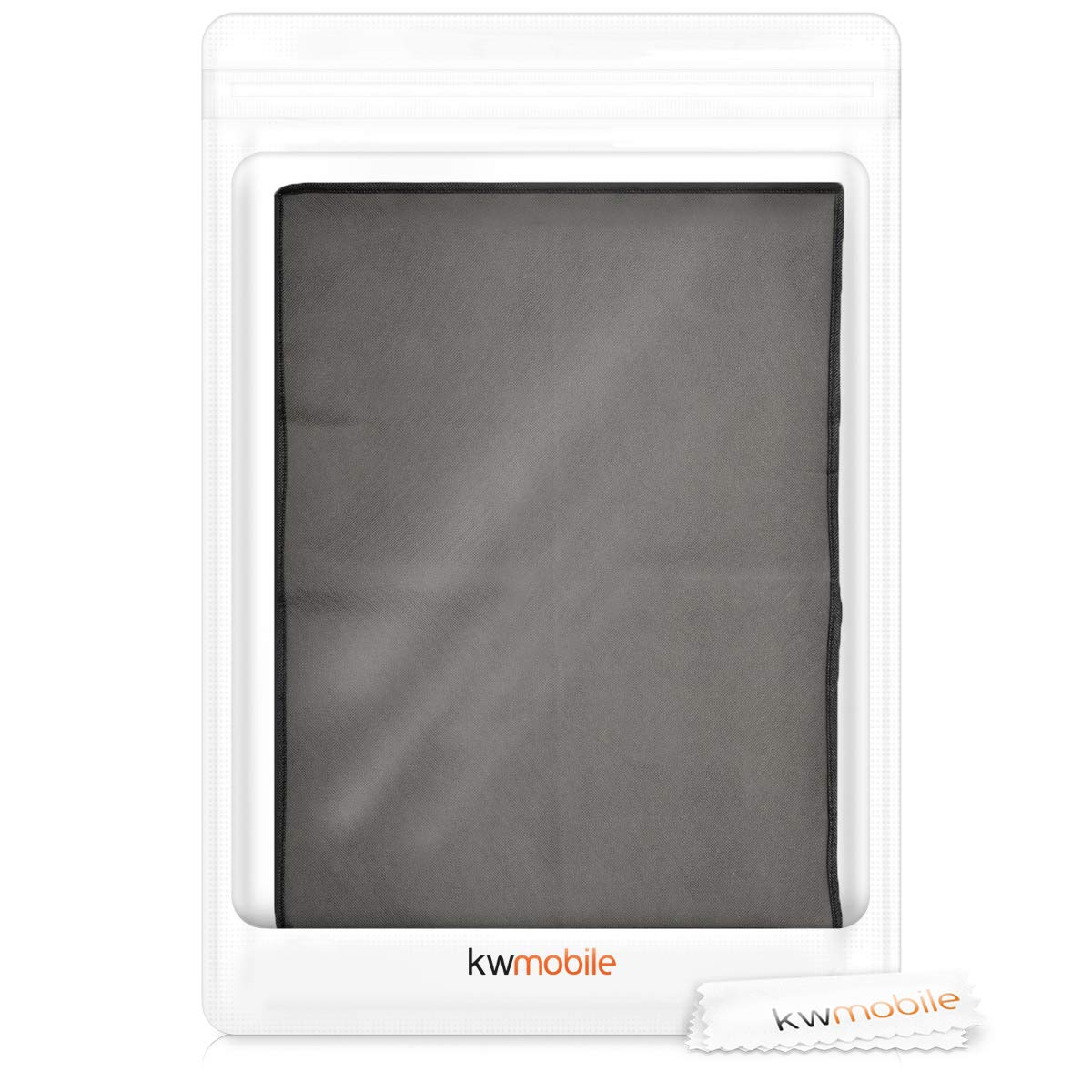 kwmobile Dust Cover for HP Tango X Dark Grey Printer Dust Protector
