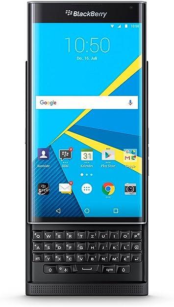 BlackBerry Priv - Smartphone libre Android (5.4