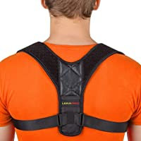 [New 2020] Posture Corrector for Men and Women - Adjustable Upper Back Brace for Clavicle Support and Providing Pain…