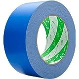 ニチバン 着色クラフトテープ 50mm×50m巻 305C4-50 青