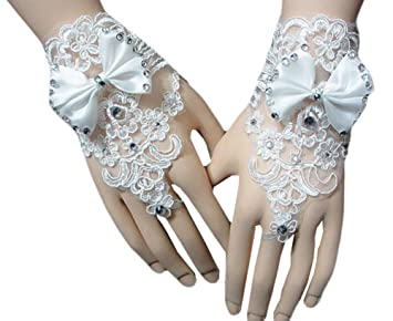 Fingerless Bridal Gloves Lace Wedding Glove Lace Gloves Wedding Gloves \u0130vory Lace Gloves Bridesmaid  GS00128GS00128  GS00128
