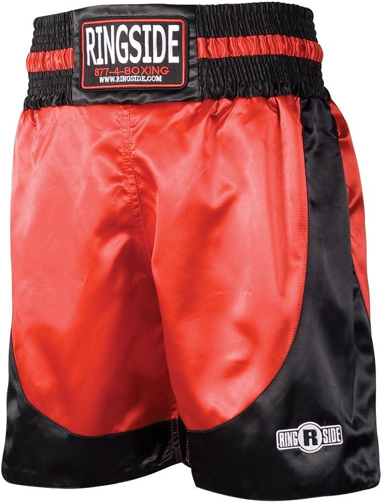 Ringside Pro-Style Kickboxing Muay Thai MMA Training Gym Clothing Shorts Boxing Trunks : Clothing