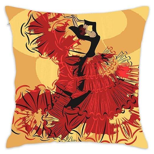DIY Ecen Funda de Almohada Decorativa para el hogar o el ...