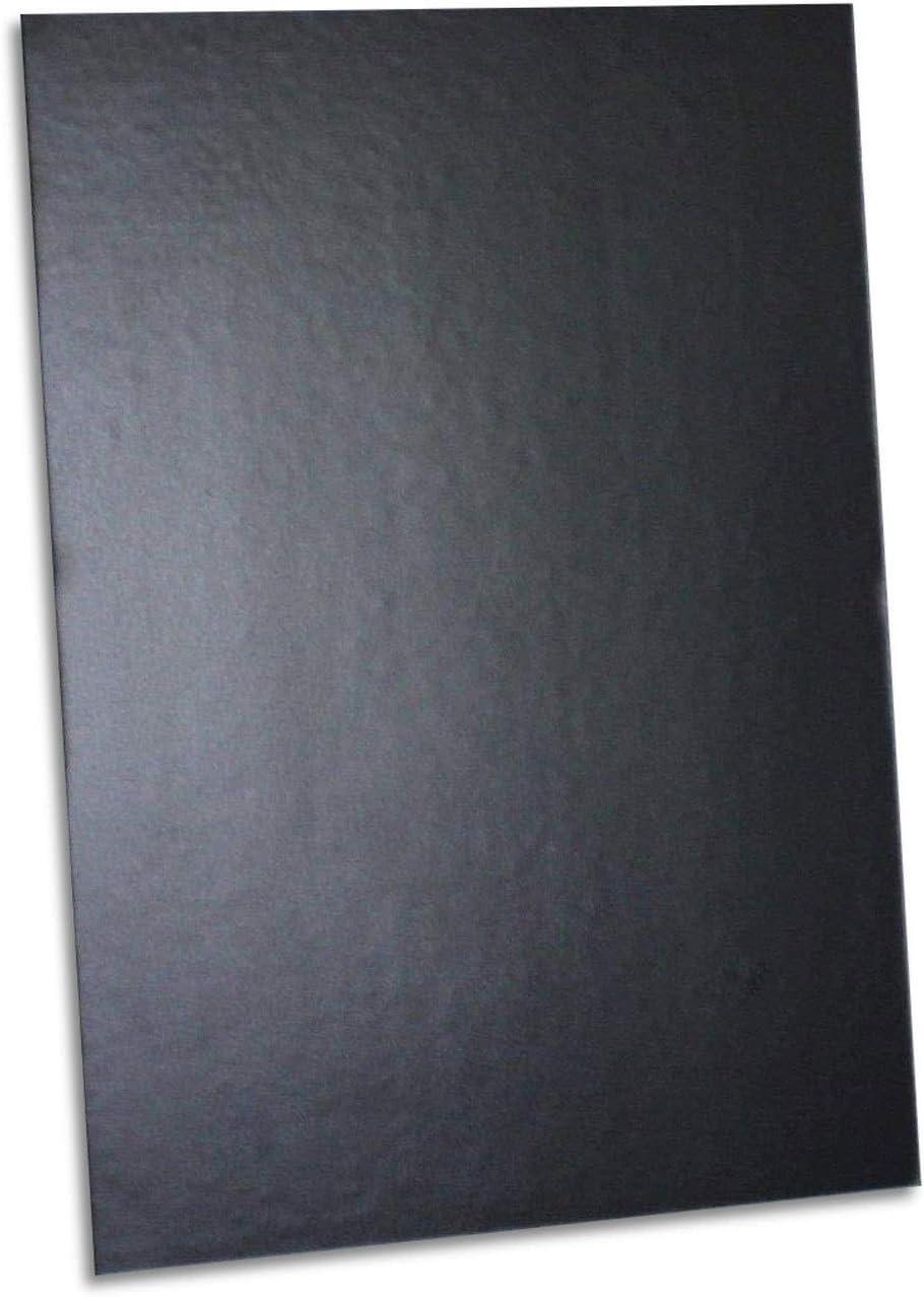 Foglio magnetico autoadesivo in formato A4 3 pezzi MAGSTICK/® mag/_004 superficie flessibile per calamite potenti colore naturale